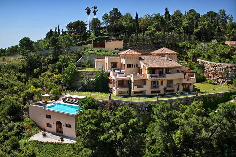 No 1 For Luxury Villa Rentals In Marbella With Private Pools