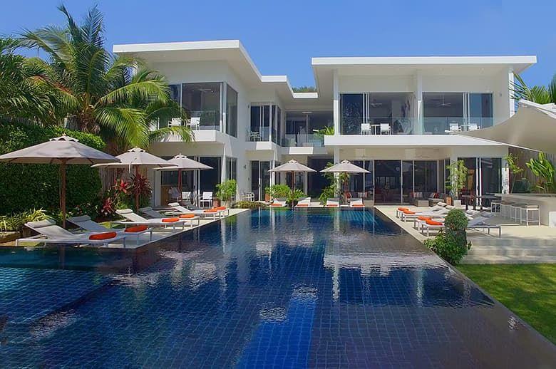 Alquiler de villas de lujo definitivas en Phuket, Tailandia